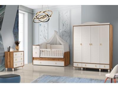 Pelit 4Kapılı Bebek Odası