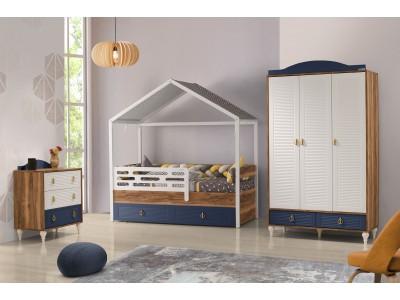 Woody Montessori Çocuk Odası